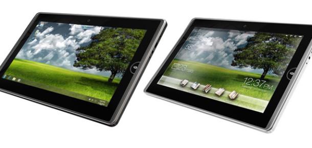 Yeni Asus Tablet Bilgisayarlar