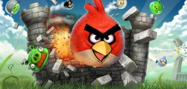 Angry Birds Windows'ta