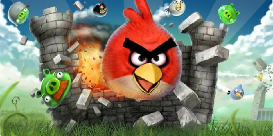 Angry Birds Windows'ta