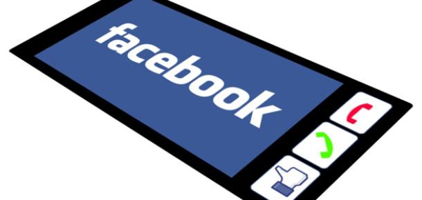 Facebook Telefonu, Şimdi!