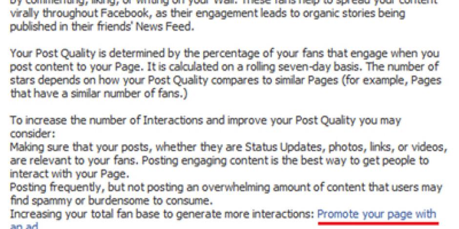 "Facebook Insights'ta ""İnce"" Ayar!"