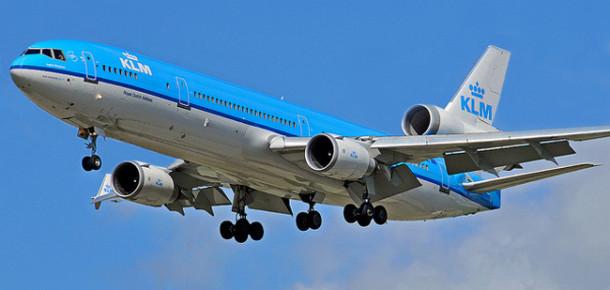 KLM'den Başarılı Bir Sosyal Medya Projesi