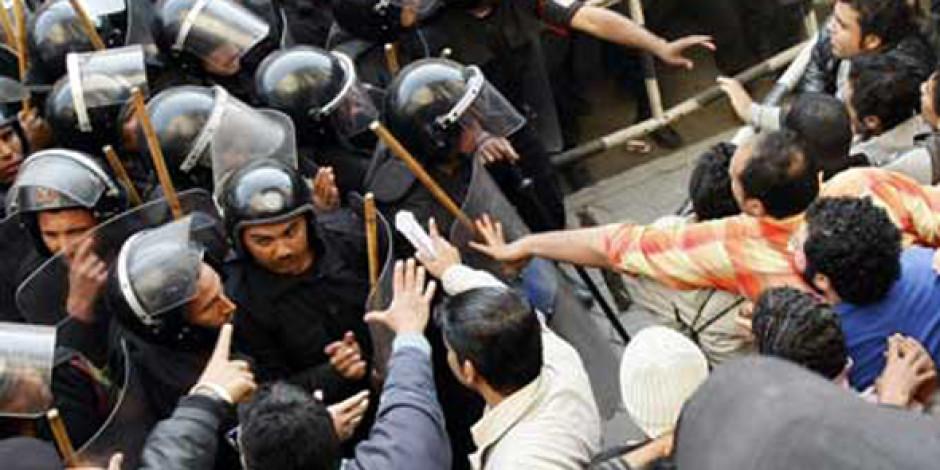 Mısır Hükümeti Ülkede İnternet ve SMS Kullanımını Engelledi