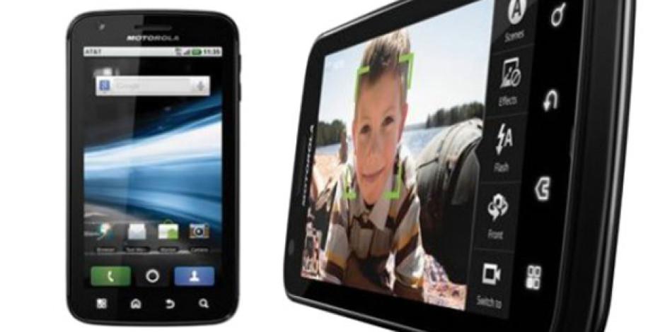 Motorola Atrix Akıllı Telefon Pazarından Pay Alabilecek mi?