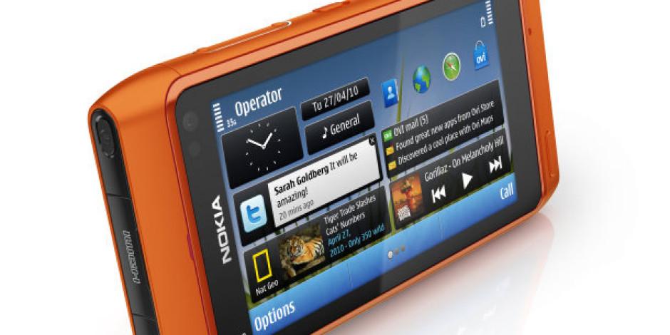 Nokia'nın N8 Modeli 4 Milyon Sattı