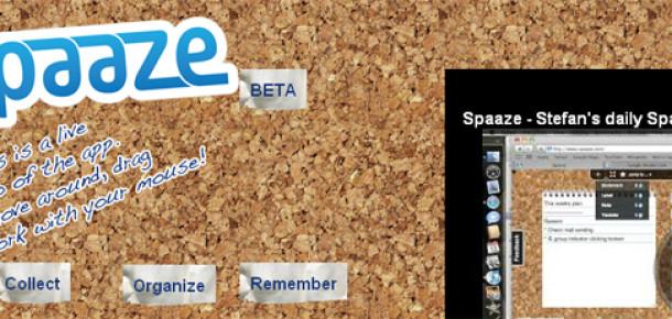 Blogumu Yönetmek Çok Zamanımı Alıyor Diyenlere: Spaaze