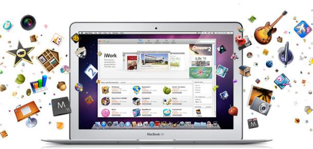 Apple Mac Uygulama Dükkanı Açıldı