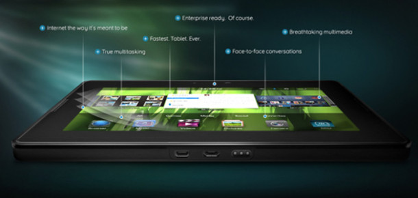 BlackBerry PlayBook Mucizesi