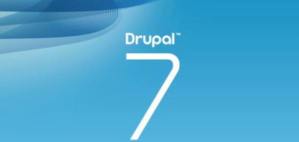 Merakla Beklenen Drupal'in 7. Sürümü Çıktı
