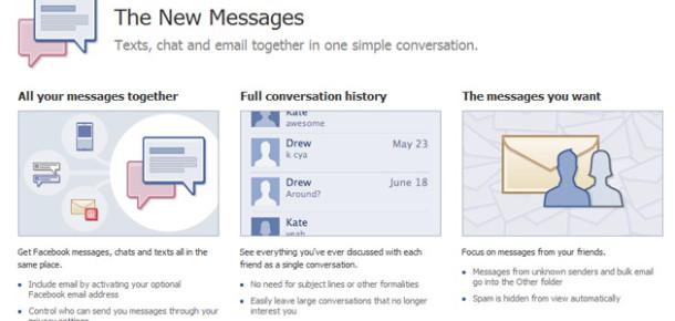 Facebook Mail Adresleriniz Hazır!
