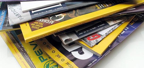Online Reklam Gazeteyi Geride Bırakıyor