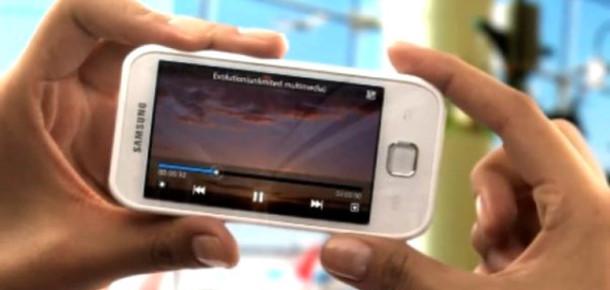 Samsung Galaxy Player Geliyor!
