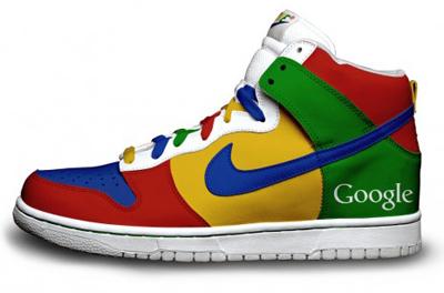 Adidas Google - �nterneti ayaklar�n�za indirin