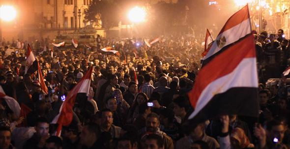 Mısır Devrimi