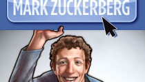 Facebook'un Kurucusu Mark Zuckerberg Çizgi Roman Kahramanı Oldu