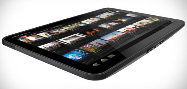 Kaçıranlar için Android Honeycomb ile Motorola Xoom Tanıtımı