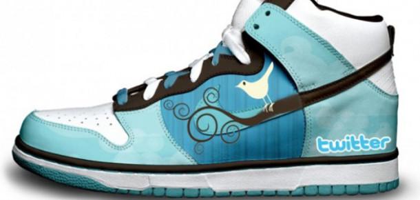 Nike'tan Özel Tasarım Sosyal Medya Ayakkabıları