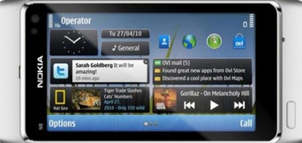 Nokia Yeni Symbian'ı için 1.1 Güncellemesi Çıkardı