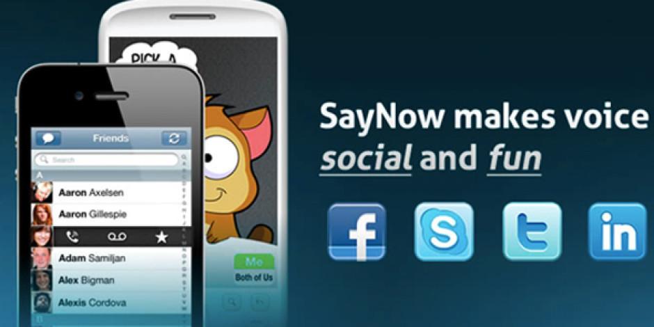 Mısırlılar SayNow ile Tweet'ledi