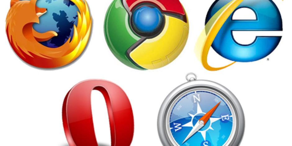 Chrome ve Safari Her Geçen Gün Daha Fazla Tercih Ediliyor