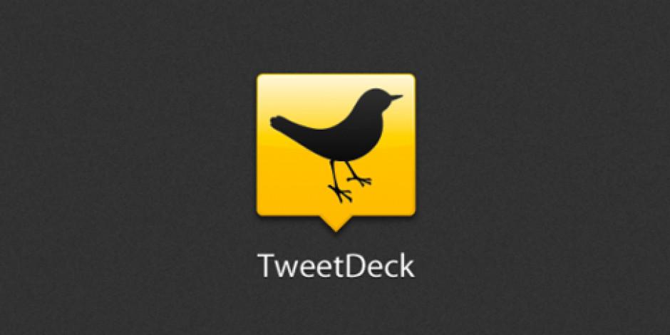 Uzun Twit'ler için Deck.ly