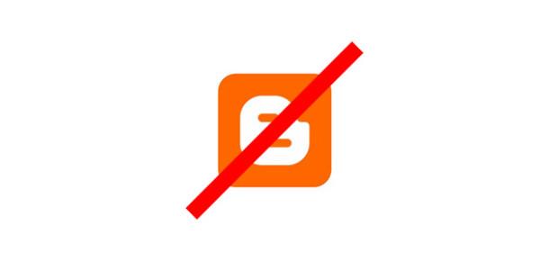 Bir Bu Eksikti: Blogspot.com Bir Kere Daha Engellendi