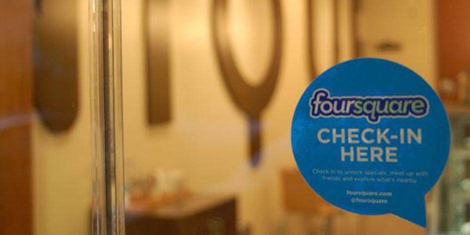 Foursquare'den Yeni Bir Rekor