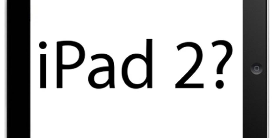 The Daily Tanıtımında iPad 2 Görüldü İddiası