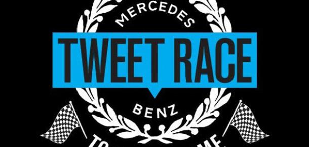 Mercedes-Benz Tweet Yarışı