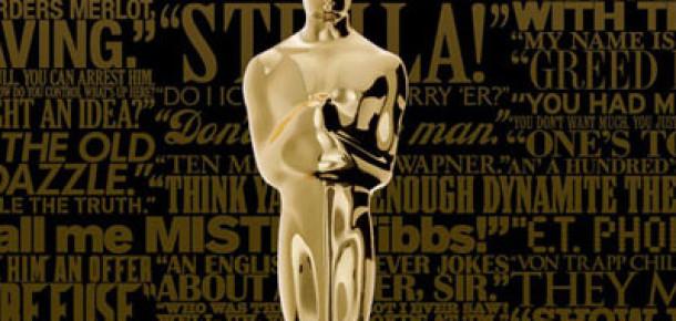 İşte Sosyal Medya'nın Oscar Favorileri [Infographic]