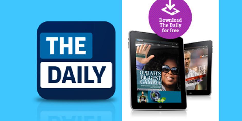 The Daily Yayın Hayatına Başladı