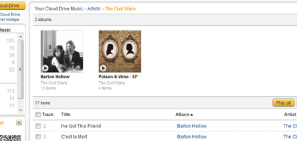 Amazon, Cloud Player İle Çevrimiçi Müzik Yayıncılığı Sektörüne Girdi