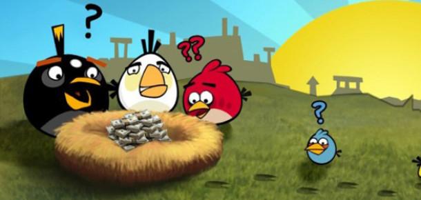 Angry Birds'ün Yapımcısı Rovio 42 Milyon Dolar Yatırım Aldı