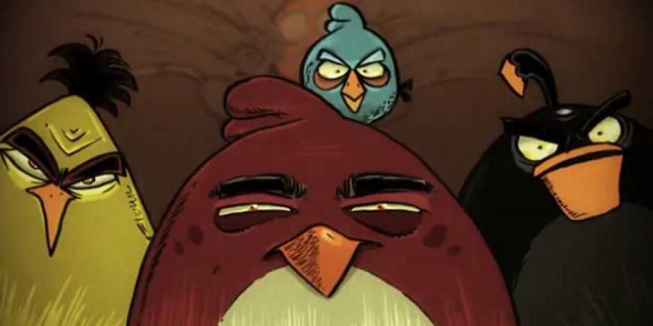 Angry Birds, Conan O'Brien ile Gerçek Oldu