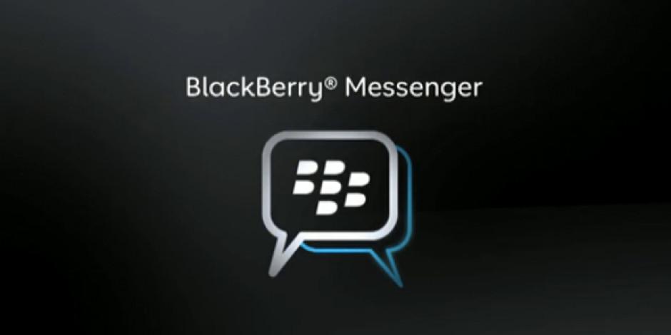 BlackBerry Messenger Android ve iOS İçin Geliyor