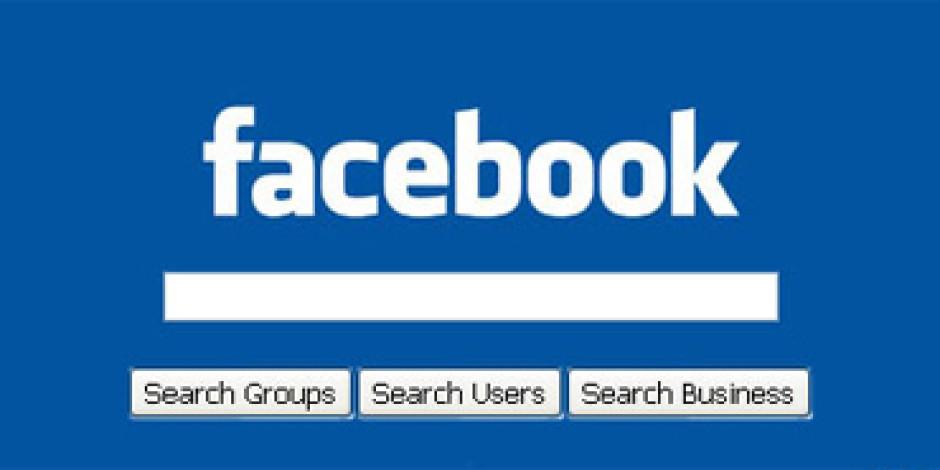 Facebook Üzerinden İnternette Arama Yapmaya Doğru