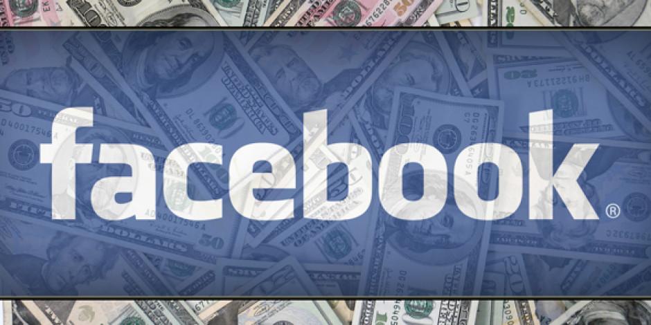 Facebook'un Değeri 65 Milyar Dolara Çıktı
