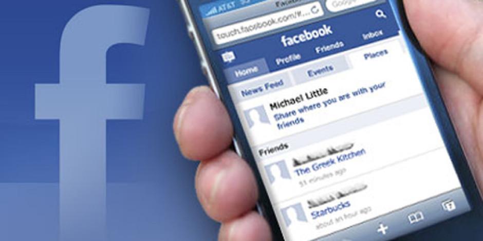 Facebook, Etkinlikler'e Check-In Özelliğini Ekliyor