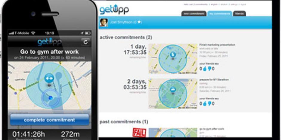 Sözlerinizi Tutturan iPhone Uygulaması Getupp