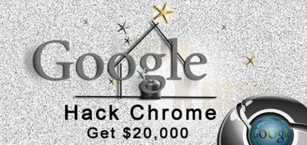 Google Hackerlara Meydan Okudu