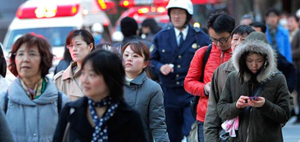 Japonya Depreminin Teknolojiye Olumsuz Etkileri Yolda