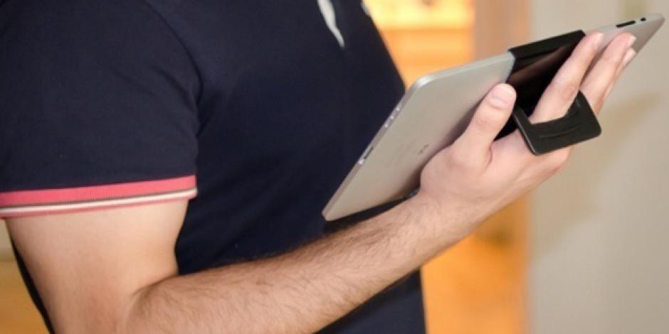 Kullanışlı Bir iPad Aksesuarı