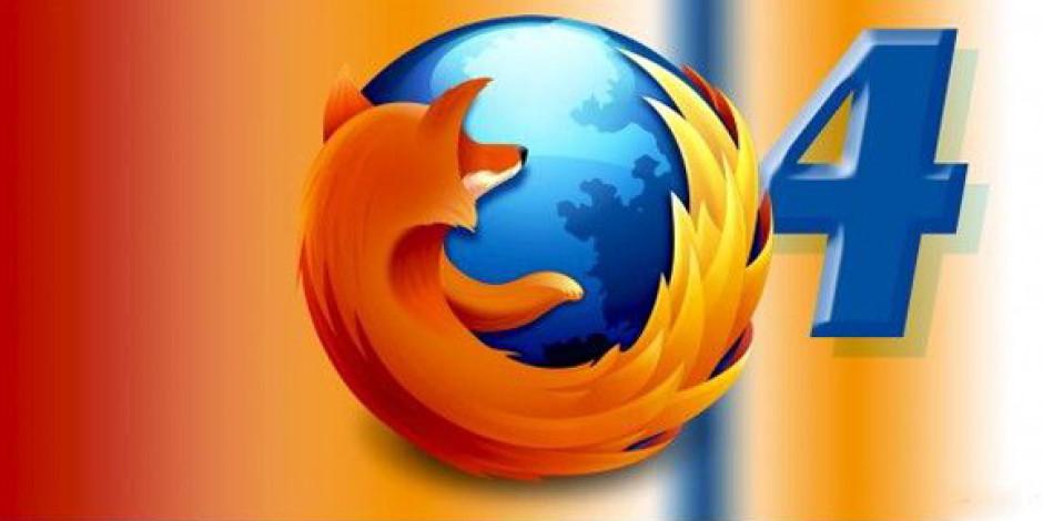 Firefox 4 Kararlı Sürüm 22 Mart'ta Yayınlanıyor