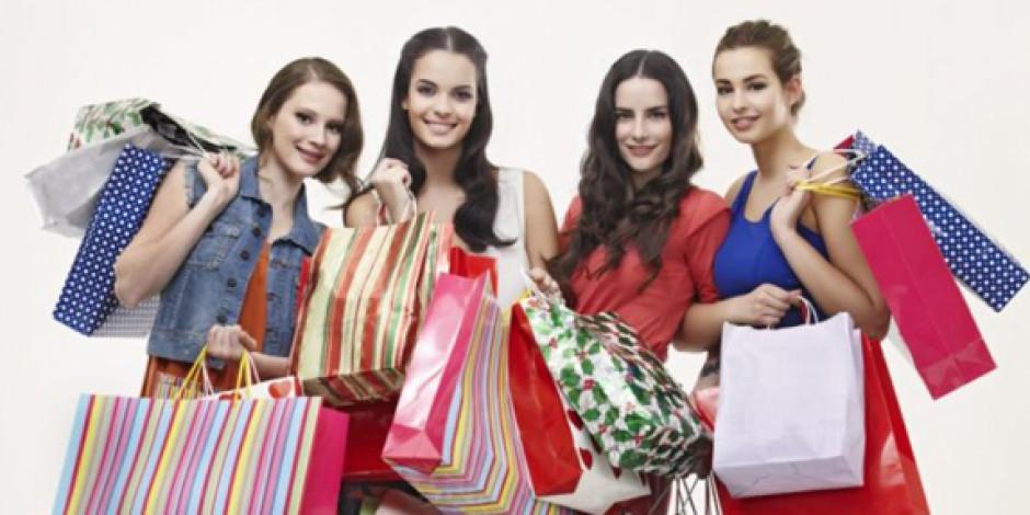 Shopping Fest Bir Başladı, Pir Başladı!