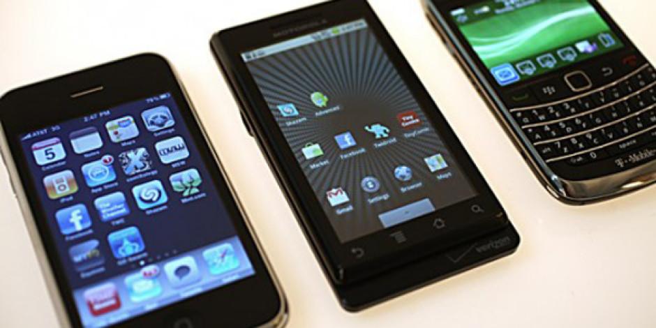 Türkiye'de Mobil Telefon İthalatı Yükselişte