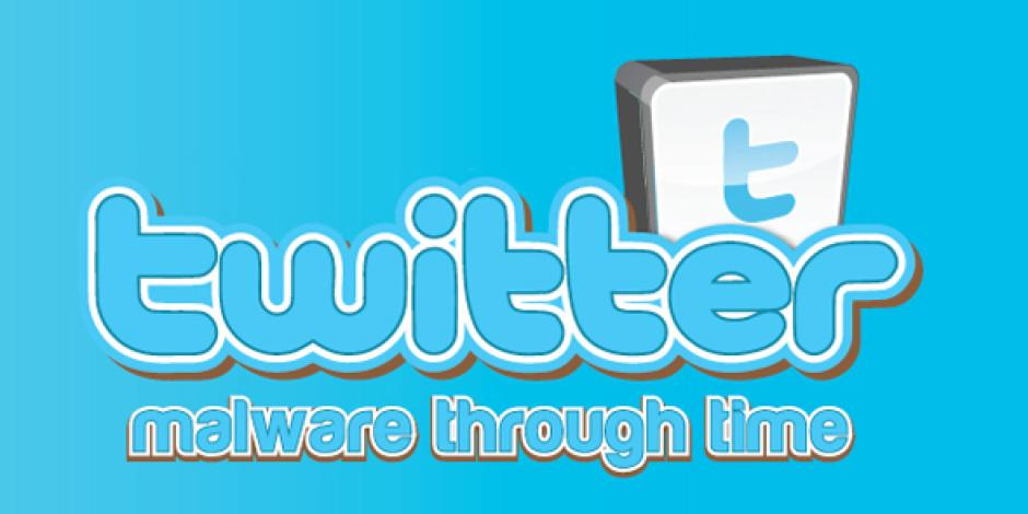 Twitter'ın Güvenlik Tarihçesi [Infographic]