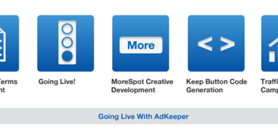 AdKeeper ile Reklam Paylaşımı