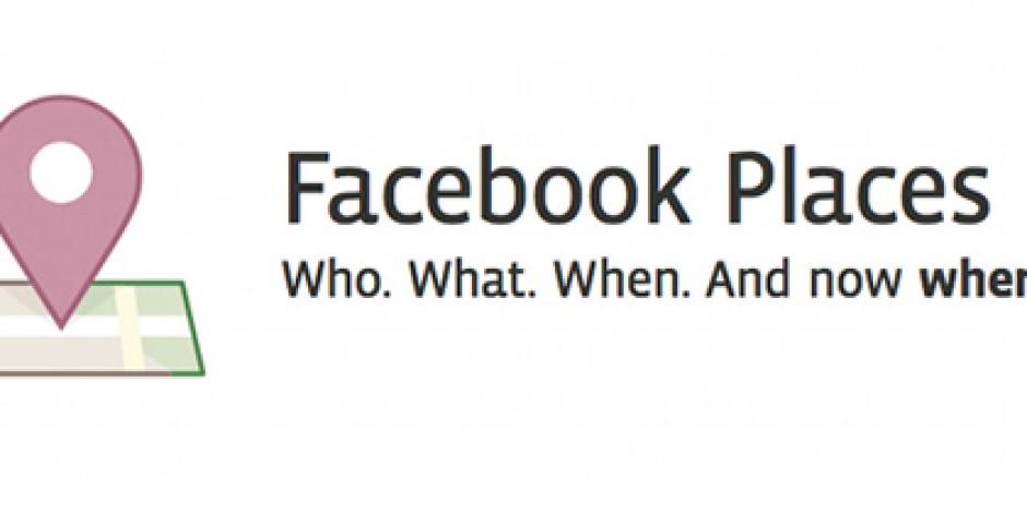 Facebook Places (Yerler) Servisi Türkiye'de ve Yakında Tüm Dünyada