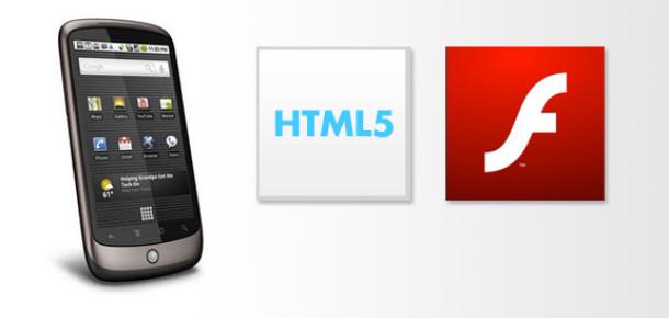 Flash, HTML5 ve Özgür Yazılım Üzerine