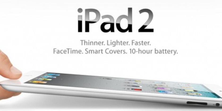Ayrıntılı iPad 2 Test Sonuçları
